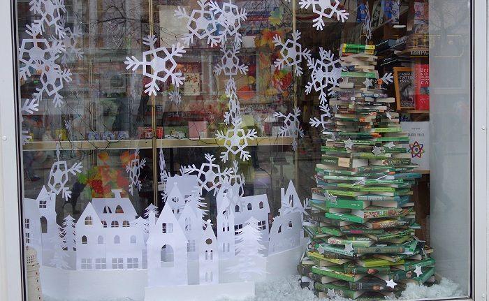 Оформление книжного магазина