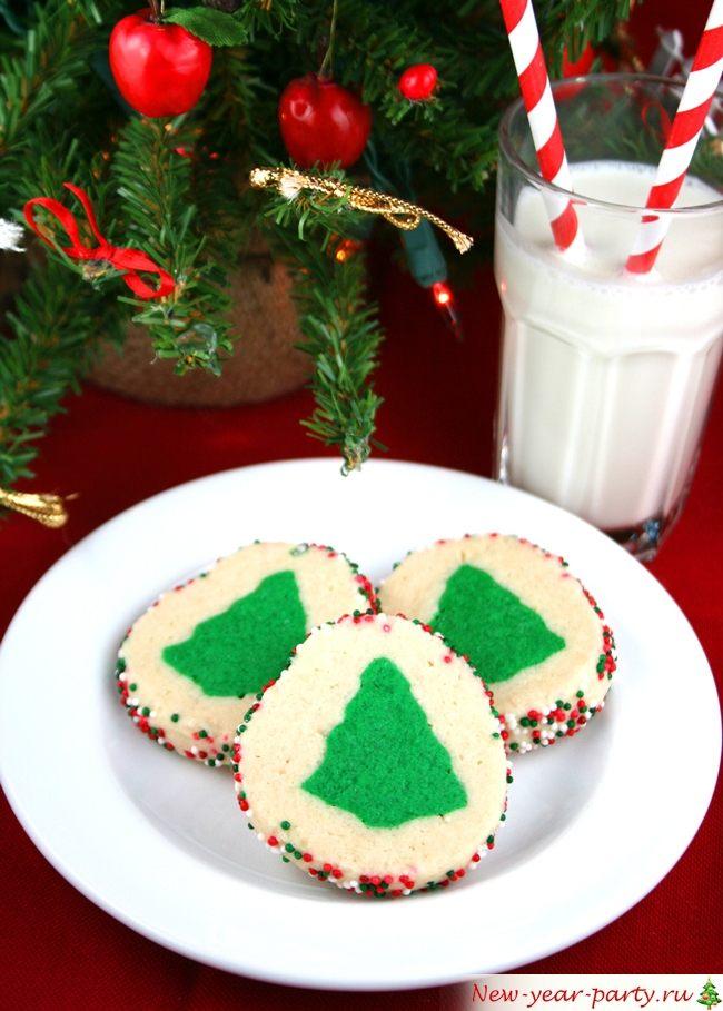 Новогоднее печенье, фото-рецепт