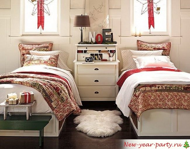 рождественское белье