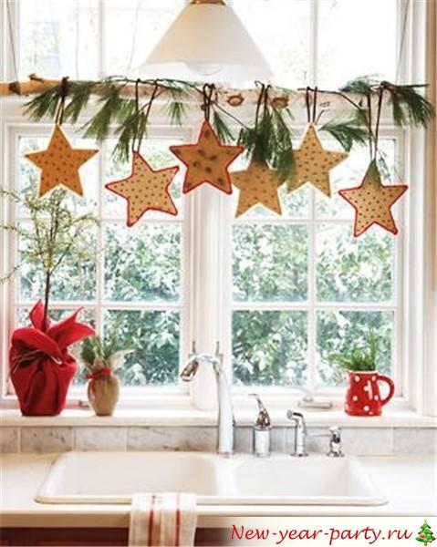 Новогоднее украшение для елки своими руками из