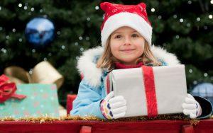 Веселые Новогодние игры для детей