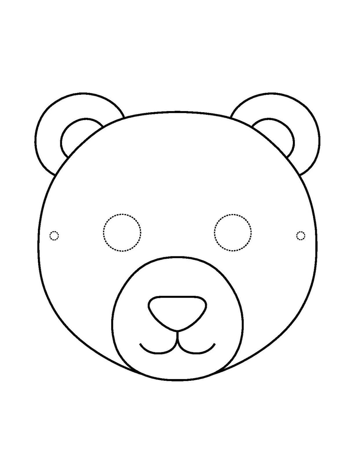 Медведь своими руками рисунок фото 706