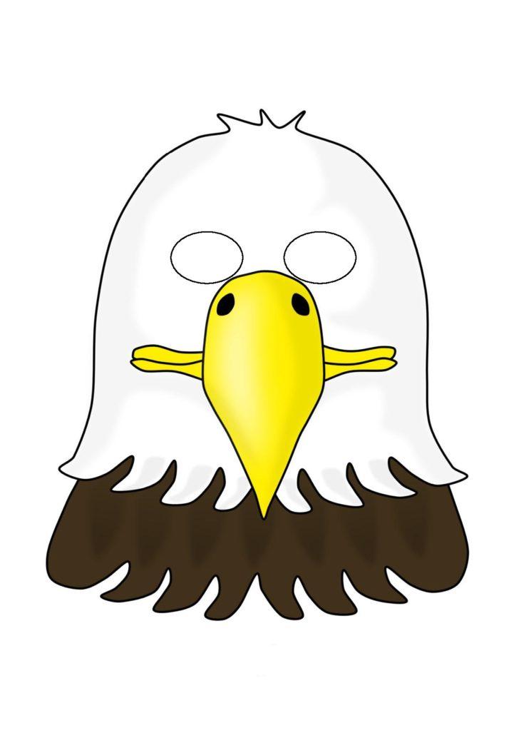 Маска орла