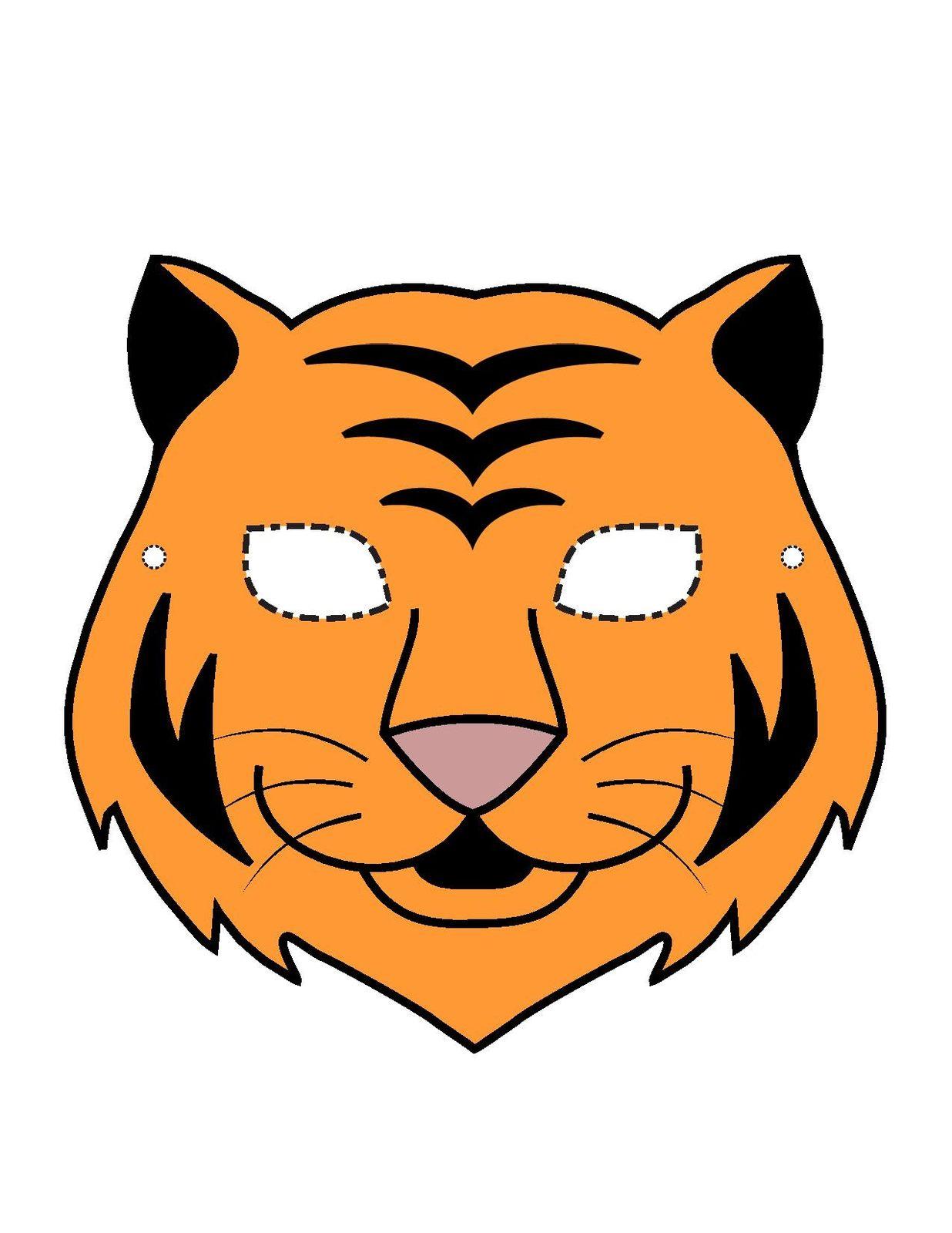 Как из бумаги сделать тигра фото 593