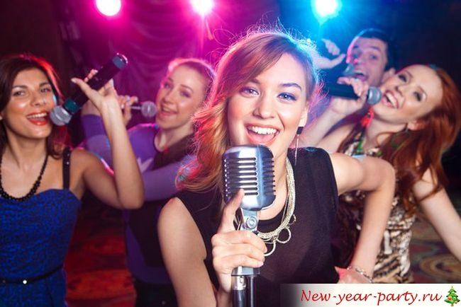 Новогодние песни переделки