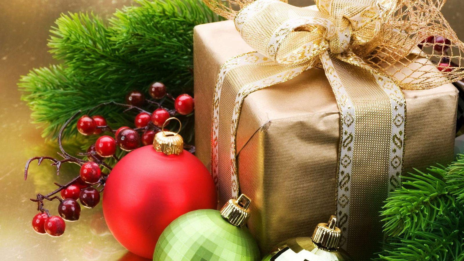 Новогодний подарок для дома