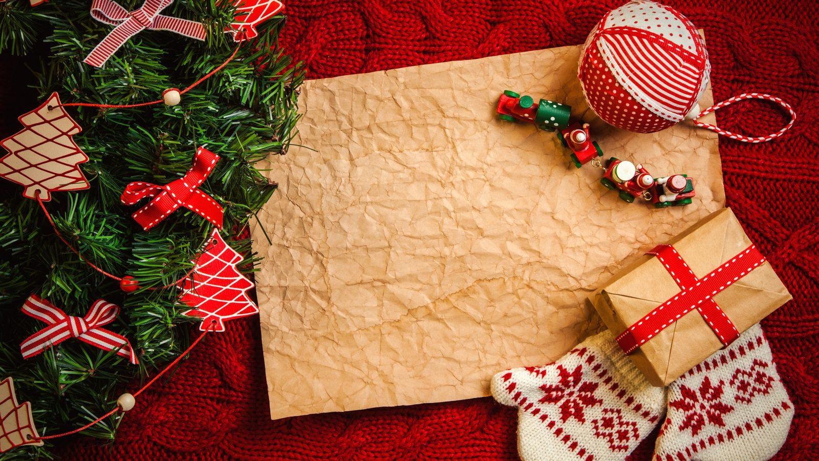 Открытки для новогодних подарков