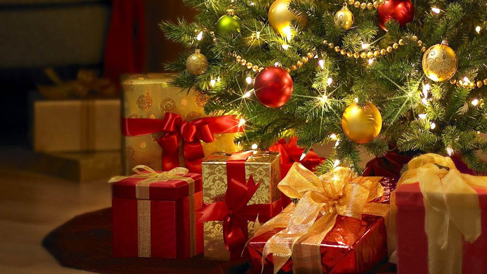 Поздравления на новый год про подарки