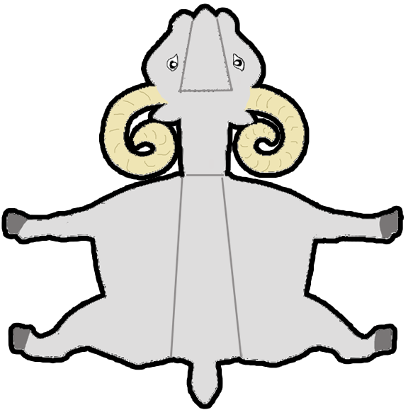 Символ года своими руками на 2015 год