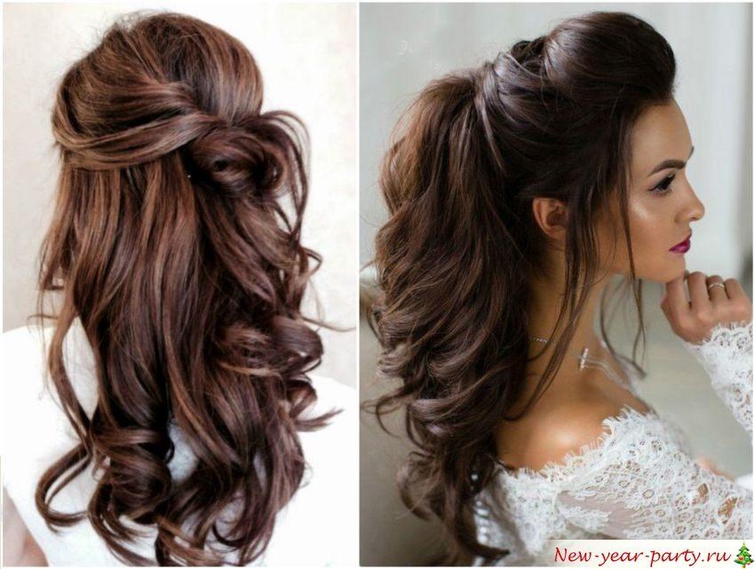 Как можно красиво заколоть волосы: пошаговые фото, видео