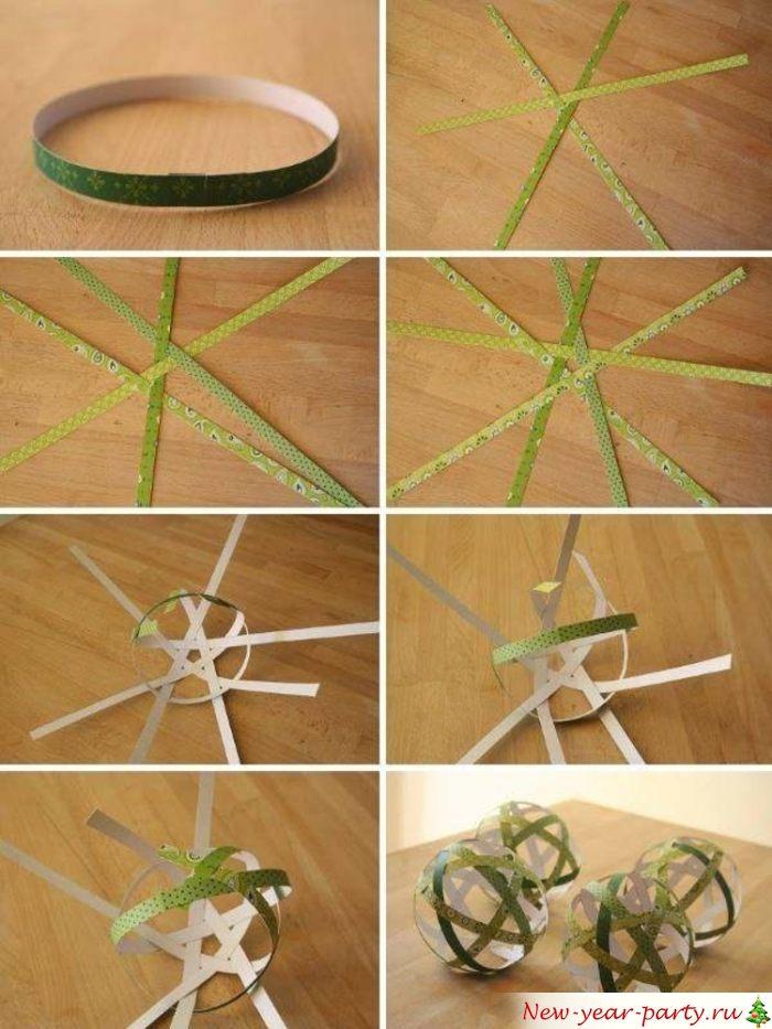Необычный метод создания декоративных изделий