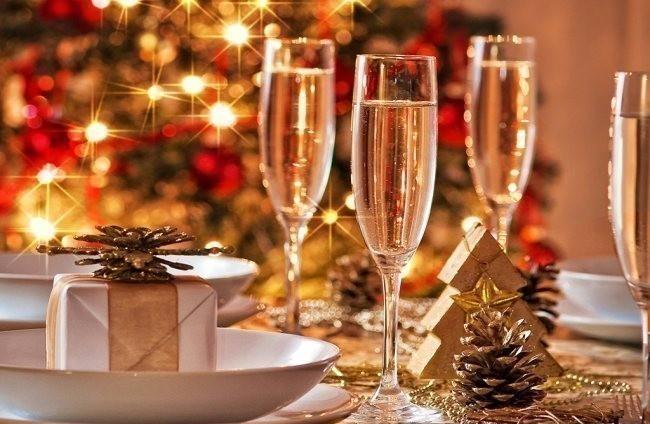 Новогодние тосты 2018