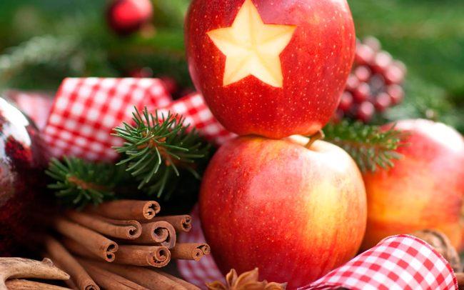 Яблоки в дар