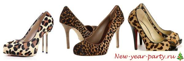 леопардовые