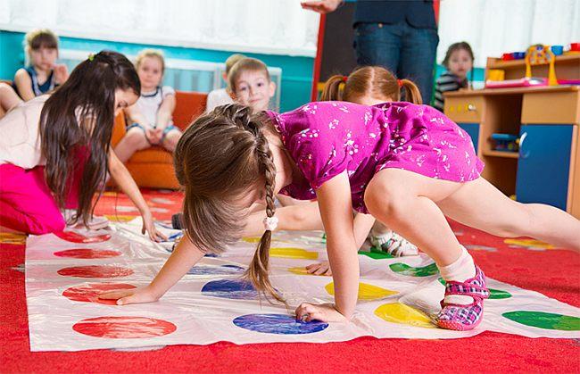 подвижные детские игры