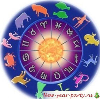 Новогодний гороскоп 2015