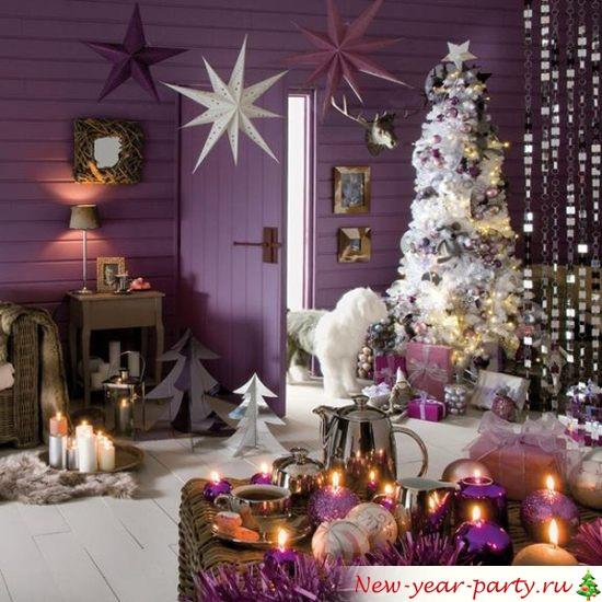 Фотографии Новогоднего интерьера