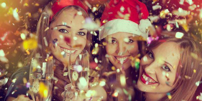 Новогоднее празднество