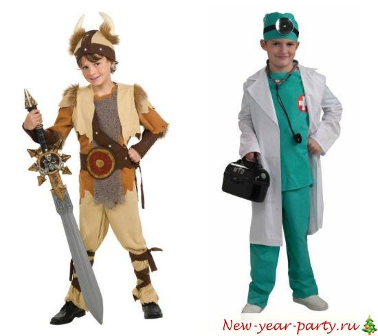 костюм доктора