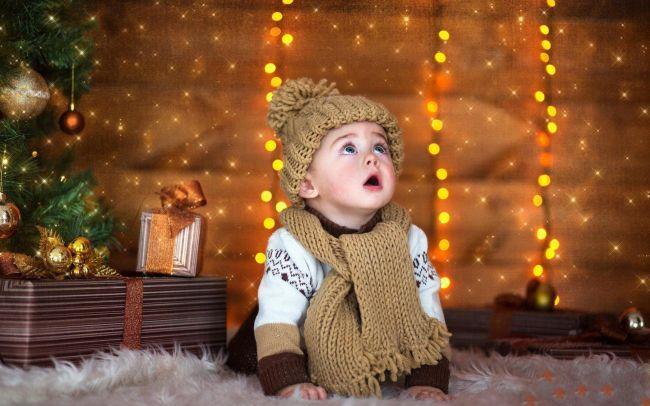 Ребенок верит в чудеса