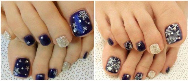 синий цвет и звезды