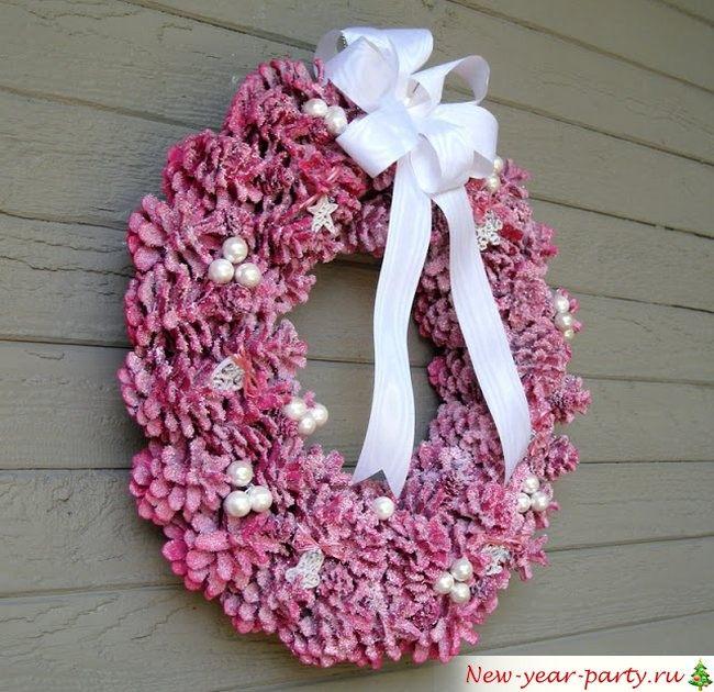 розового цвета