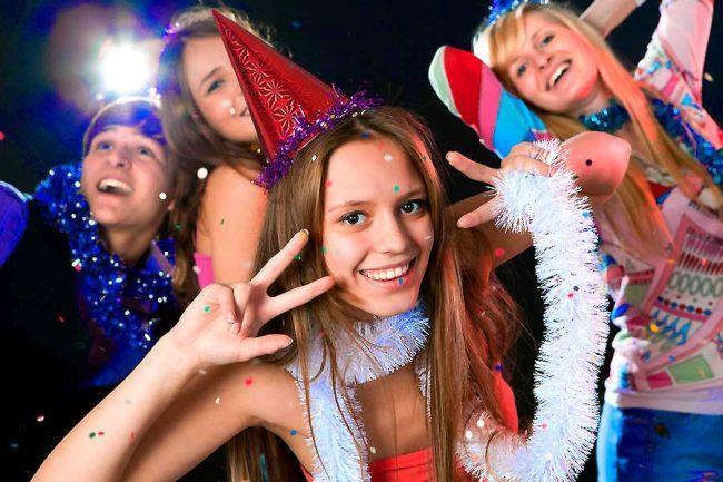 Новогодняя Викторина для старшеклассников