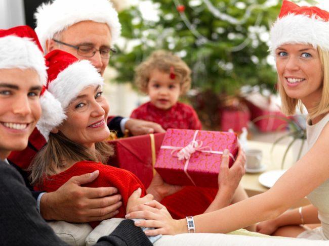 Новогодняя викторина для всей семьи
