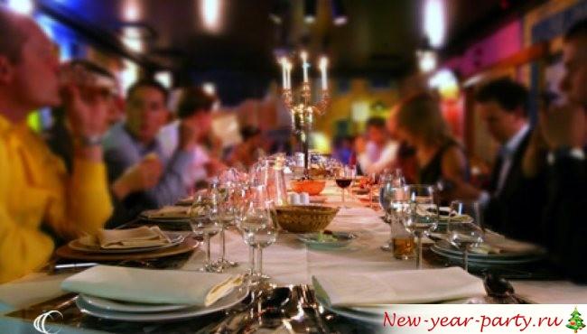 Новогодний сценарий корпоративной вечеринки