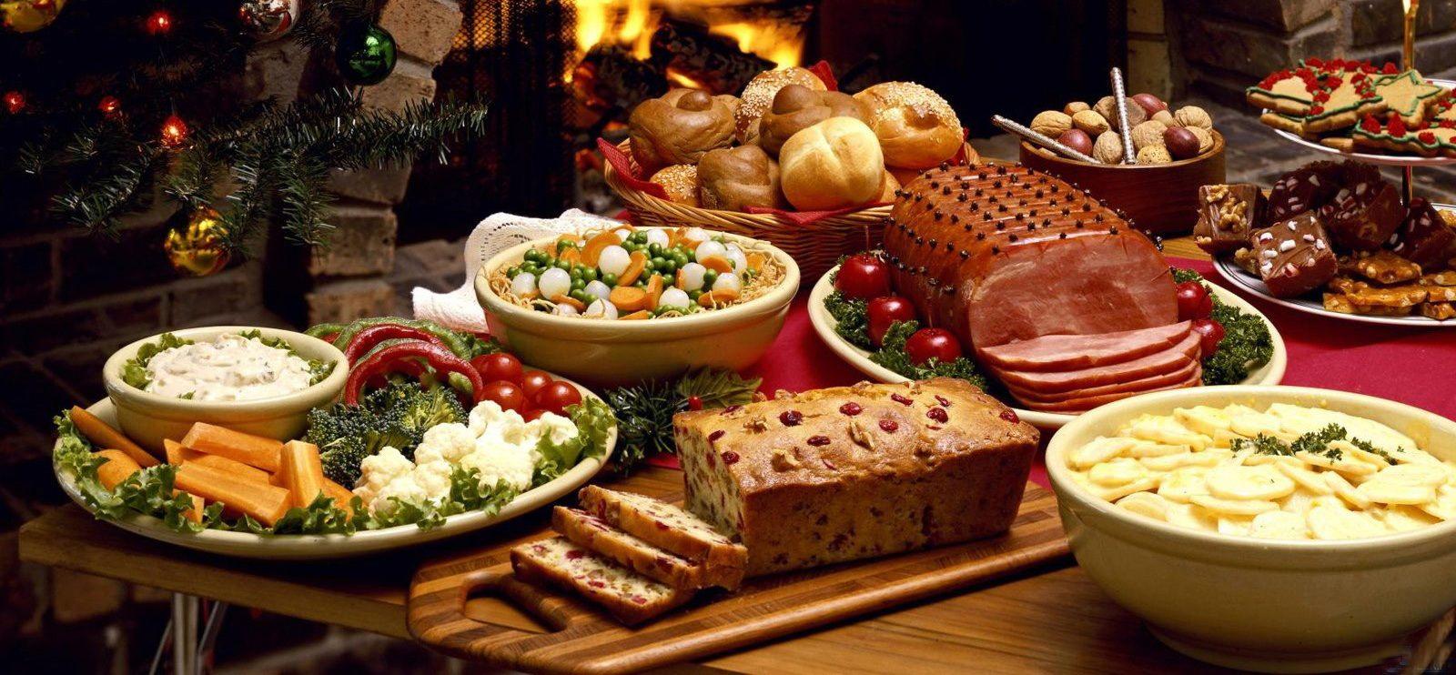 Какие блюда готовят на новый год в америке