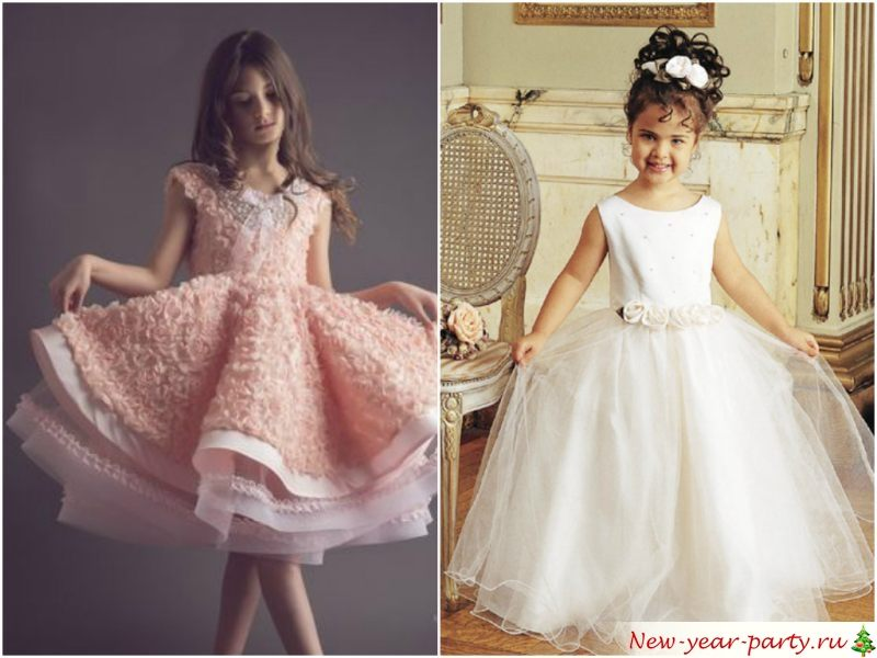 Сказочные модели для маленьких девочек