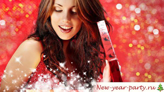 Що подарувати на Новий рік подрузі? Супер Ідеї!