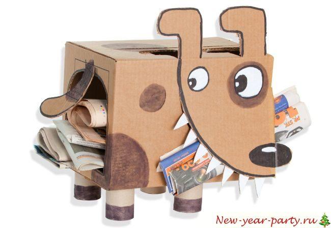 Коробка для писем и газет