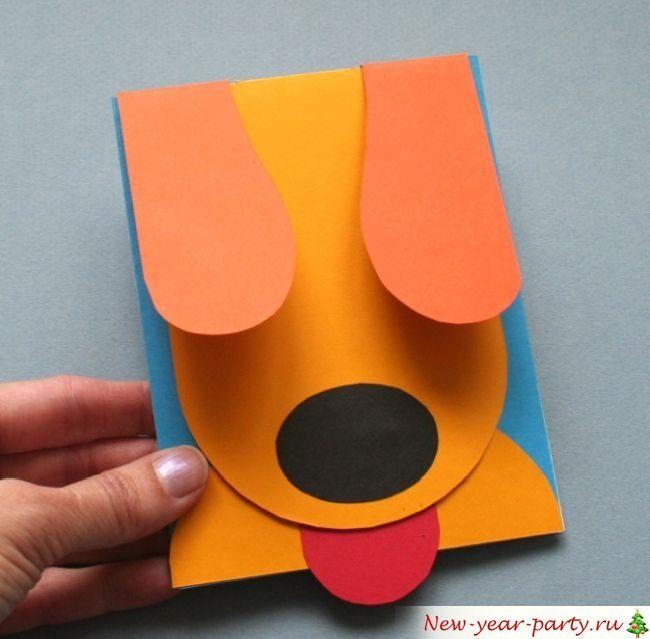 Лёгкие поделки из бумаги и картона
