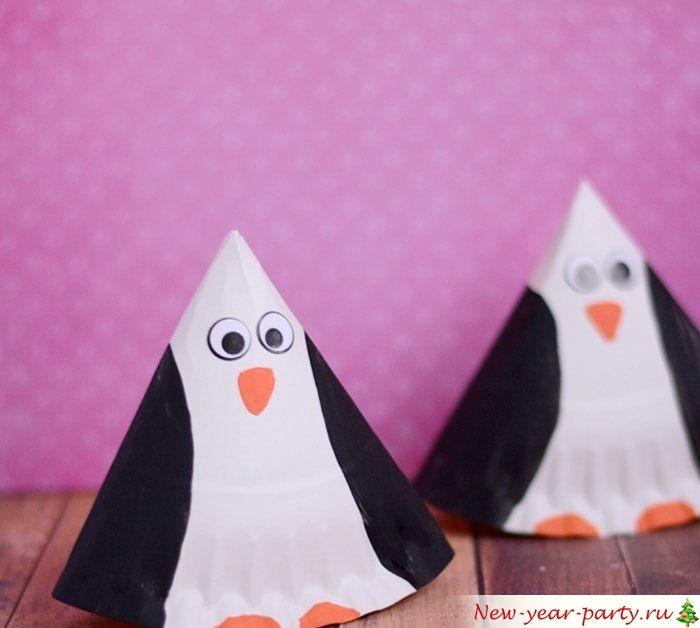 Милые пингвинчики