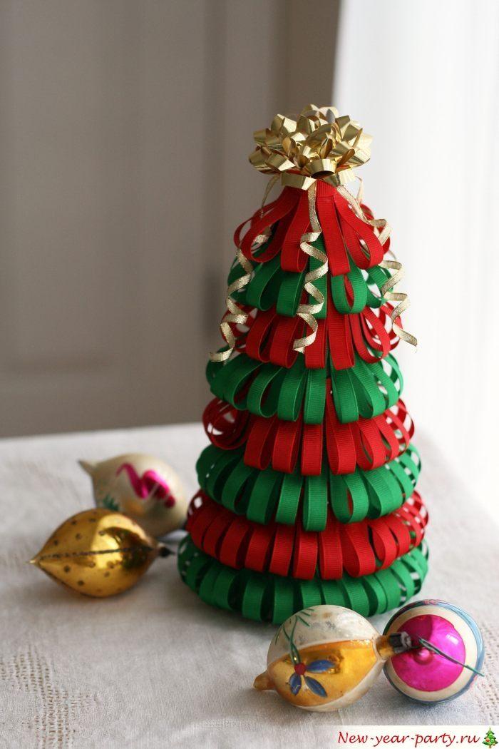 Красивое праздничное украшение