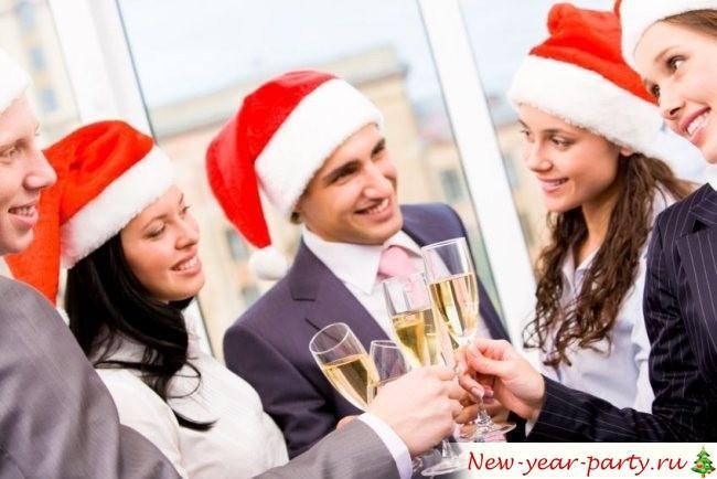 Лучшие Новогодние поздравления для партнеров 2022