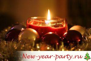Гадание с 6 на 7 января в рождество на свечах