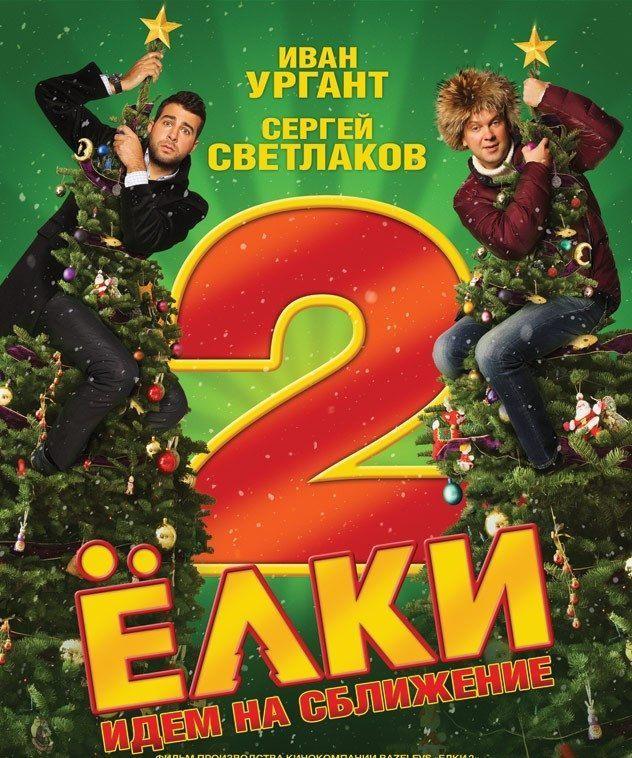 Русские фильмы про Новый год и Рождество