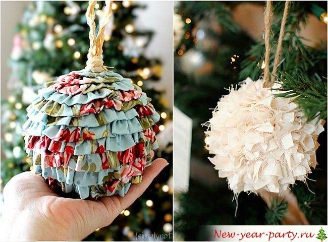 Поделки для нового года из бисера из шара пенопласт