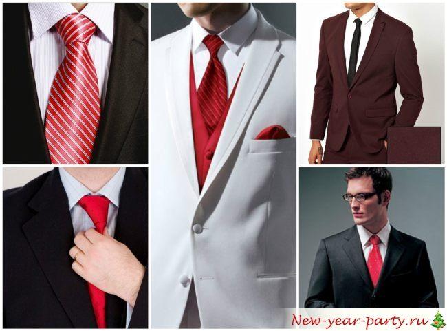 мужской наряд