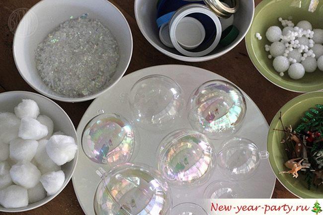 Как сделать украшение на Новый год