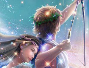 Любовный гороскоп Стрельцьа в год Петуха