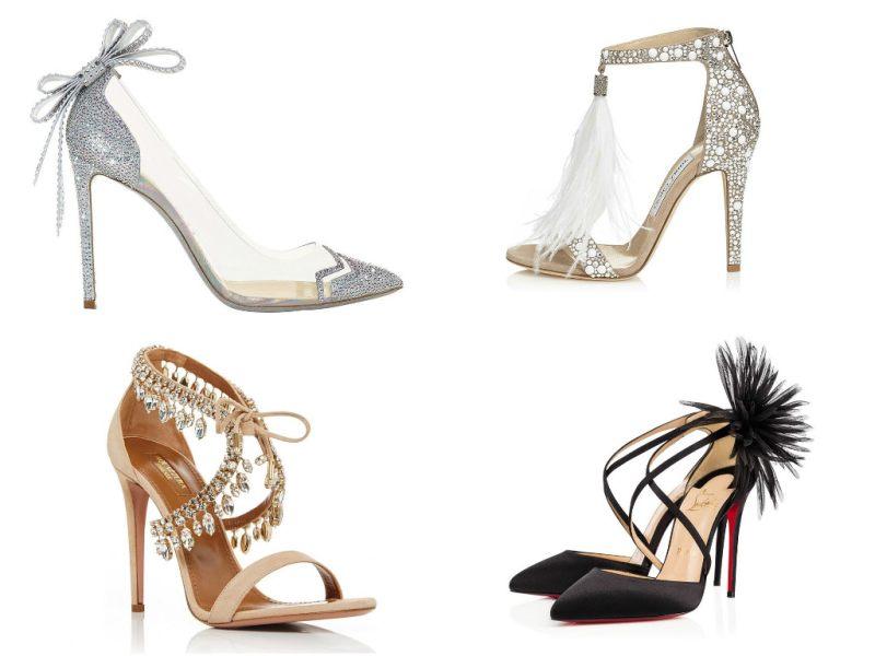 Туфли для нового года