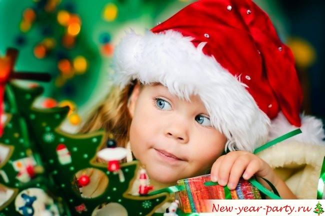 Как украсить детский сад к Новому году 2018?