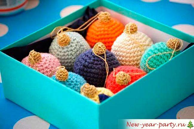 разноцветный набор