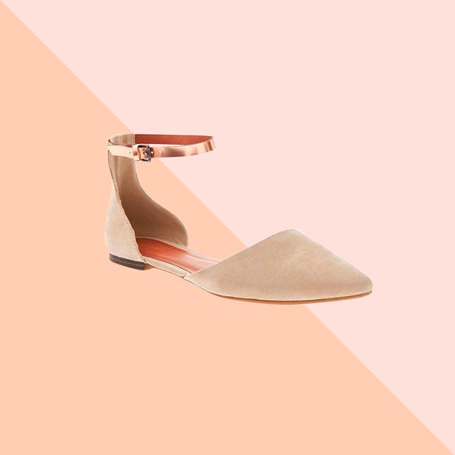 Легкие туфли для офиса