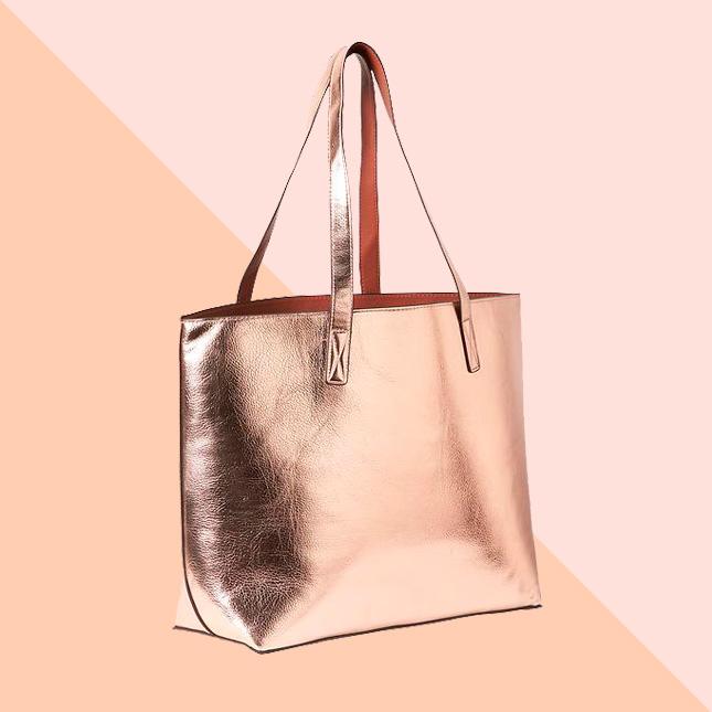 Блестящая сумочка