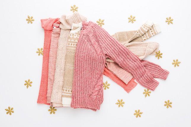 Теплые и красивые свитеры на зиму 2018