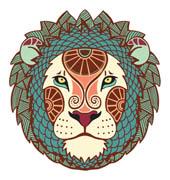 Новогодний гороскоп с шутками для льва